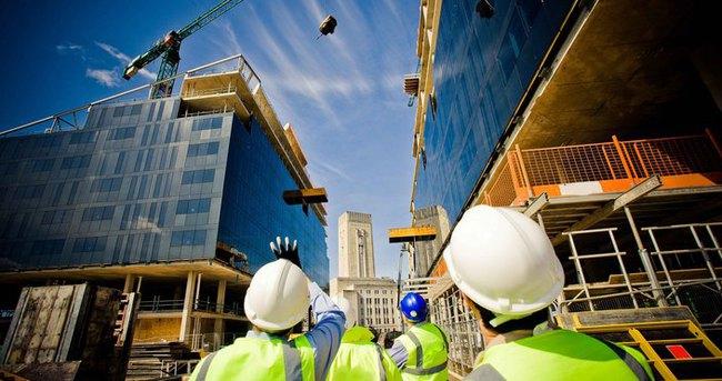 İnşaat sektörü Türkiye ve dünyada büyüyor