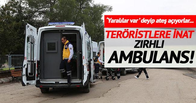 Sur'a zırhlı ambulans