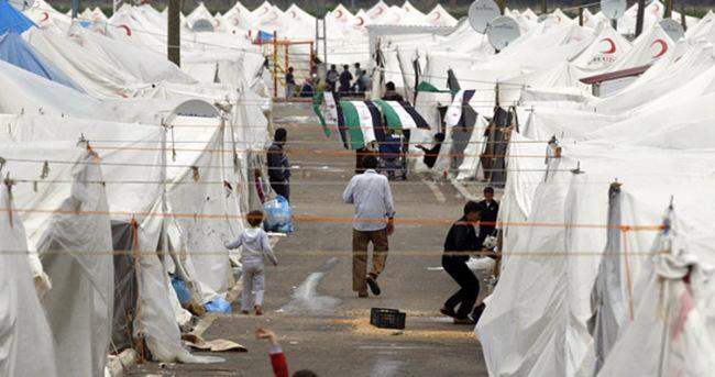 Mültecilerin yarıdan fazlası Türkiye'de