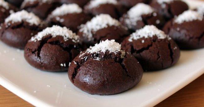 Çikolatalı Kurabiye Nasıl Yapılır?