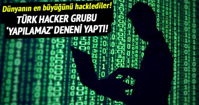 Türk hacker grubu Anonymous'un sitesini hackledi!
