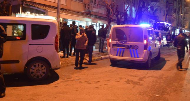 Manisa'da kahvehaneye silahlı saldırı