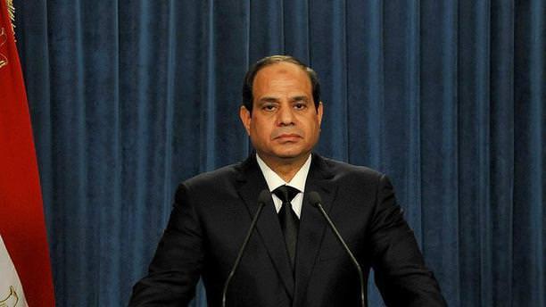 Sisi'nin çağrısı sosyal medyada espri konusu oldu