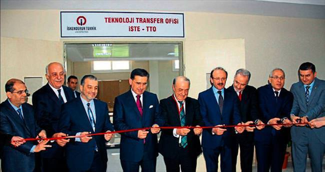 İSTE'de Teknoloji Transfer Ofisi açıldı