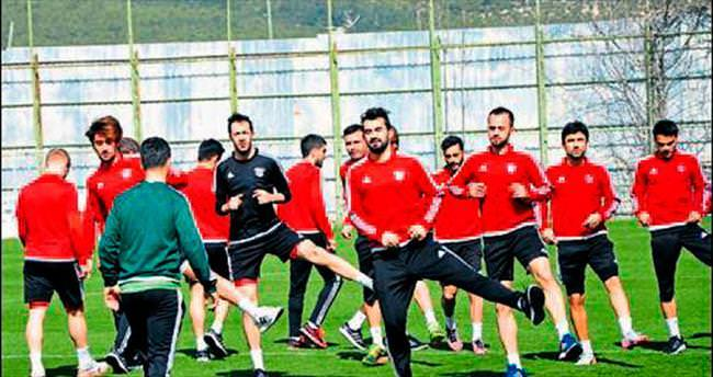 Galatasaray'a hazırlanıyor
