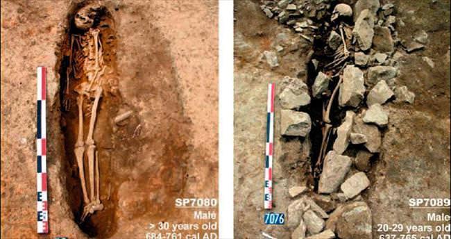 Avrupa'nın en eski Müslüman mezarı