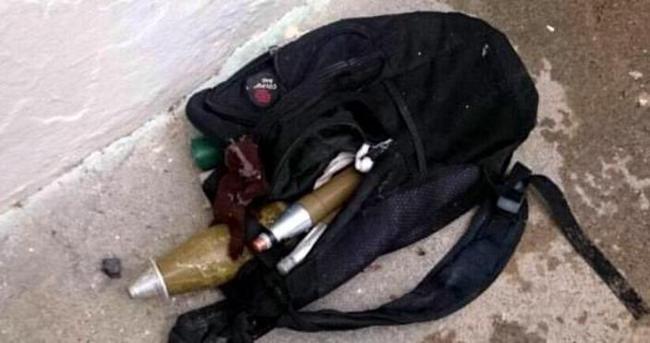 PKK cephaneliği ele geçirildi!