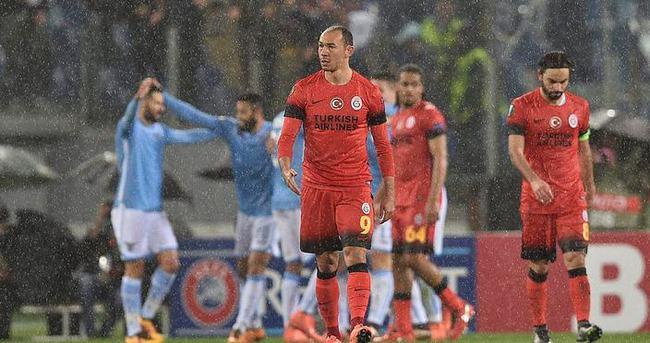 Lazio-Galatasaray maçı İtalya basınında