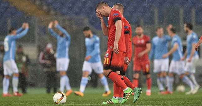 Cesaretsiz Galatasaray