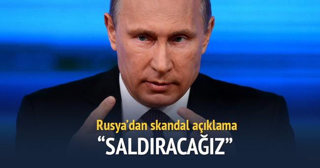 Rusya: Saldırılarımız devam edecek