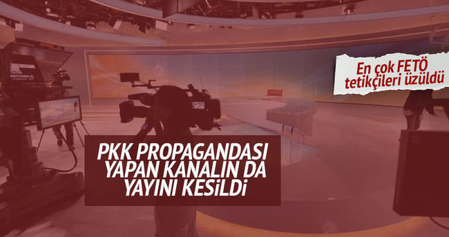 İMC TV'nin uydu yayını kesildi