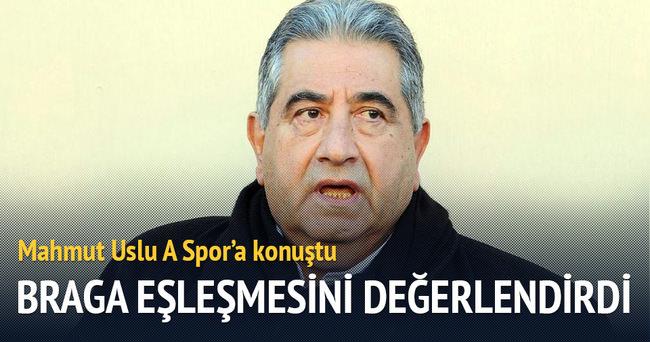 Mahmut Uslu A Spor'a konuştu: 'Hedefimiz Avrupa Ligi'nde final'