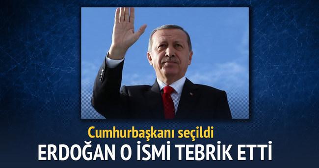 Erdoğan, Kosova'nın yeni· Cumhurbaşkanı'nı tebrik etti