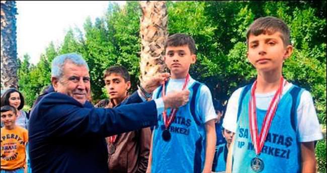 Adana'da kros seçmeleri