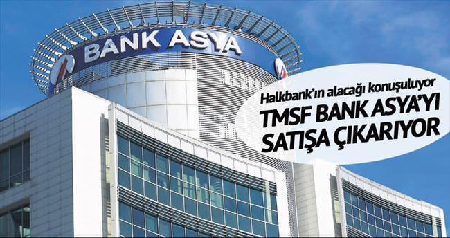 TMSF Bank Asya'yı satıyor