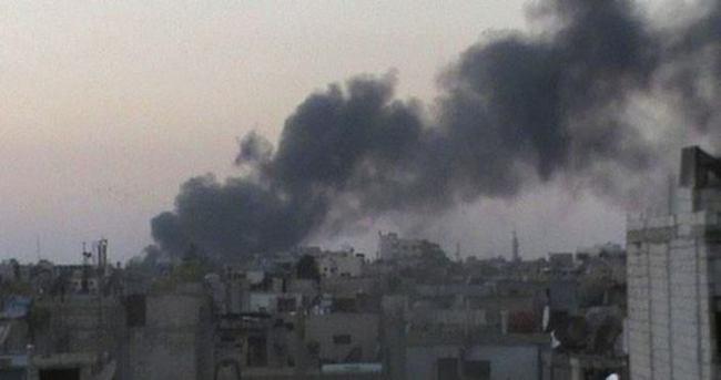 Hama'da bomba patladı: 2 ölü