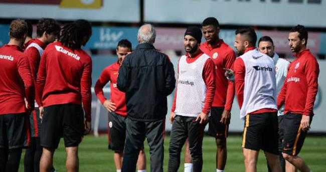 İşte Galatasaray'ın Gaziantepspor maçı kadrosu