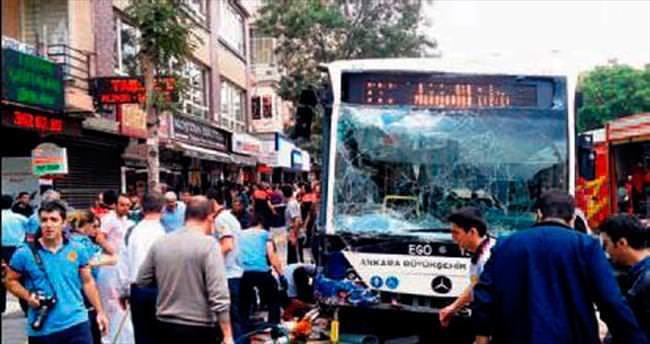 Şoför, 12 kişinin öldüğü Dikimevi faciasının suçunu otobüse attı