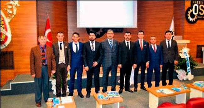 Kaymos'un yeni başkanı Deveci