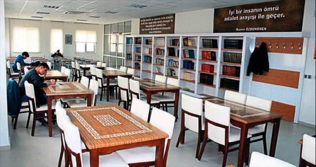 Şiirin Başkenti'nden kütüphaneler şehrine