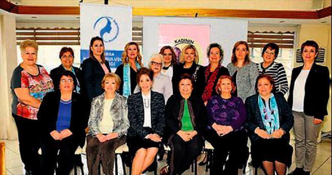 Medeni Kanun'un 90'ıncı yaşına Bursalı kadınlardan kutlama