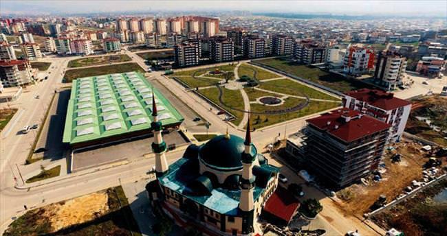 Yeni çekim merkezi: Osmangazi