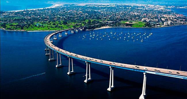 Tam yaşanacak şehir San Diego