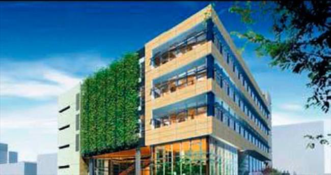Yeşil bina için ulusal sertifika geliyor