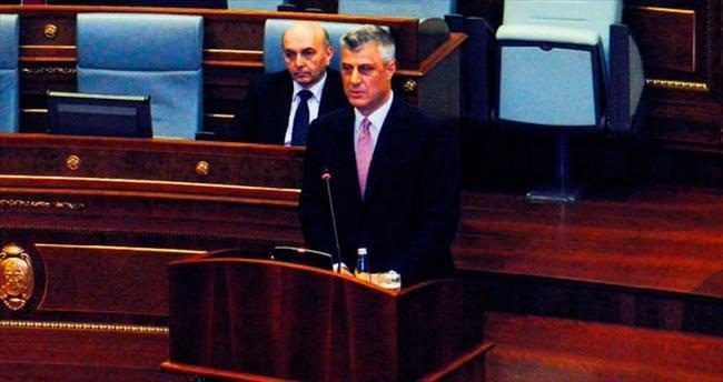 Taçi, Kosova'nın yeni cumhurbaşkanı oldu