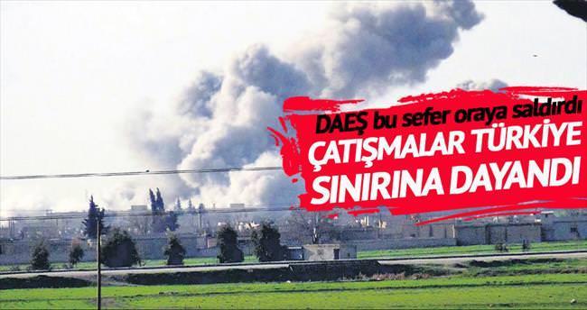 DAEŞ, Tel Abyad'a saldırdı