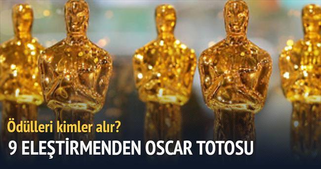 Leo'ya haber salın Oscar'ı alıyor!