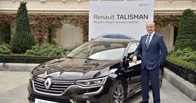 Renault Talisman Türkiye'de