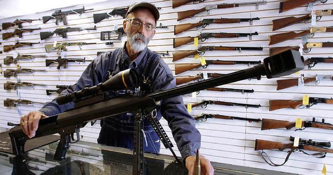 Uçak vuran bireysel silah satışta