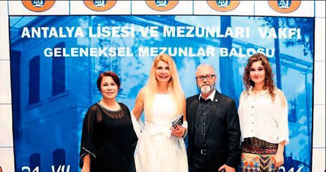Antalya Liseliler buluştu