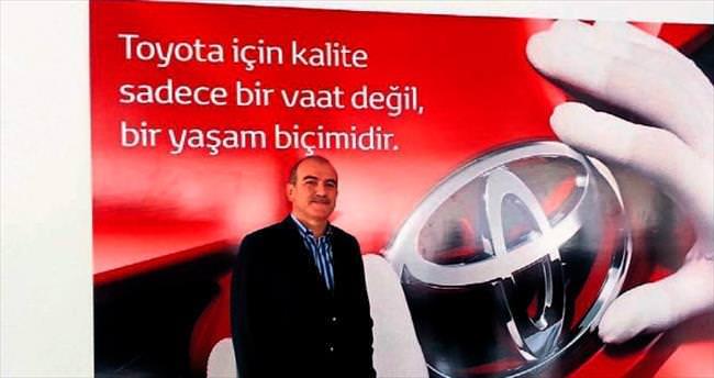 TOYOTA'nın yenilikçi düşüncesi rekor kırıyor