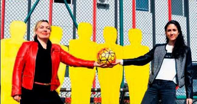 Eskişehirspor'a kadın eli değecek