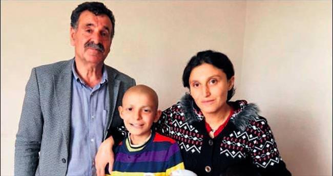Minik Yasemin kanserli ağabeyine 'hayat' olacak