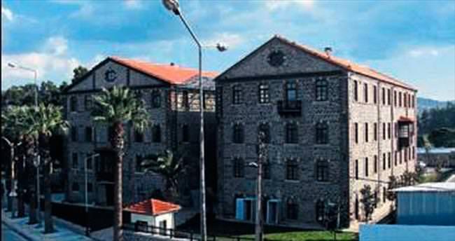 108 yıllık tarihi bina Kent Koleji yapıldı