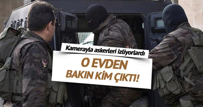 HDP'li vekilin bulunduğu evde arama