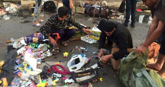 Bağdat'ta bombalı saldırı: 70 ölü