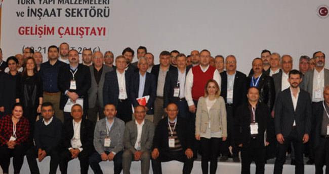 Türk Yapı Sektörü büyüme bekliyor