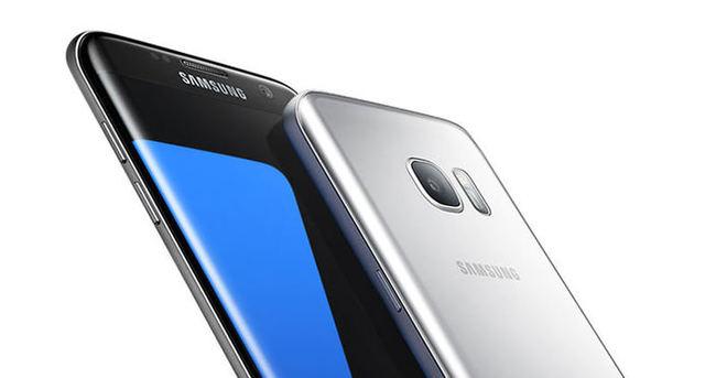 Samsung Galaxy S7'de orası değişti