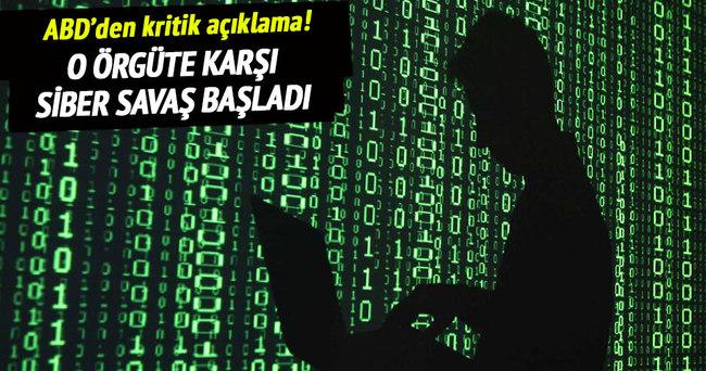 ABD DAEŞ'e karşı siber savaş başlattı