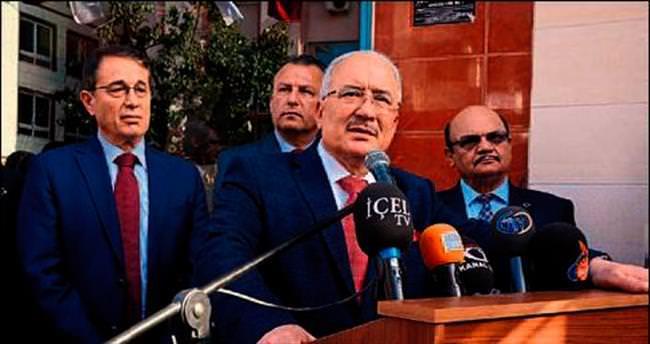 Büyükşehir, Mersin'e 'Dosteli' uzattı
