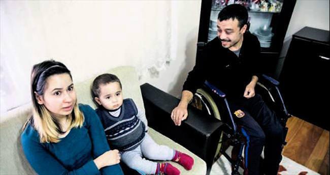 Engelli çift minik Kutay için yardım bekliyor