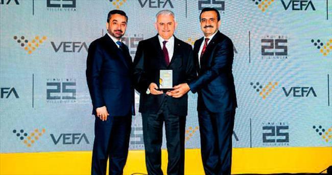 Vefa Holding gözünü dünya zirvesine dikti