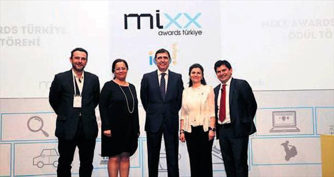 Mıxx Awards ödülleri sahiplerini buldu