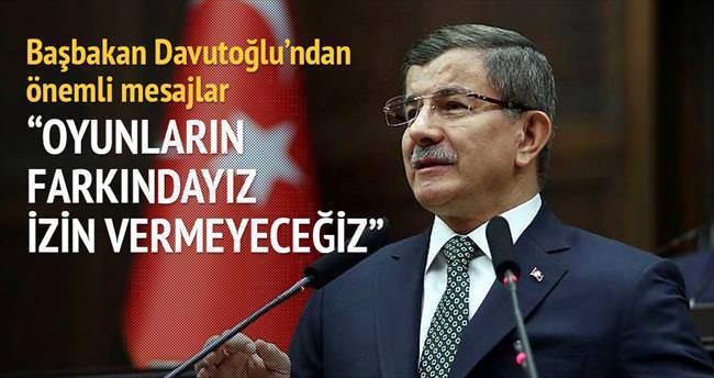 Erdoğan'ın dirayetiyle Paralel darbeyi aştık