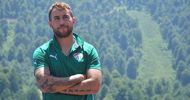 Ozan İpek Bursaspor'a dönmek istiyor