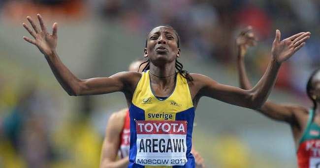 Dünya şampiyonu atlete doping cezası